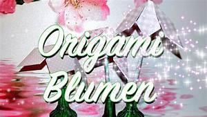 Origami Für Anfänger : origami blume origami f r anf nger schneegl ckchen ~ A.2002-acura-tl-radio.info Haus und Dekorationen