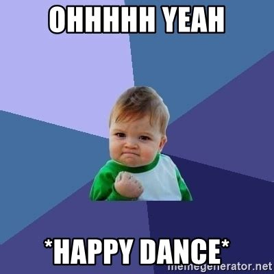 Happy Dance Meme - happy dance meme 28 images happy dance meme pictures to pin on pinterest pinsdaddy the