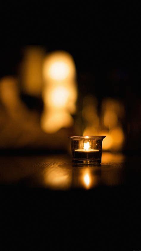 candle light night romantic wallpaper  iphone