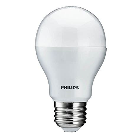 philips 430512 10 5 watt 800 lumens 3000k a19 led