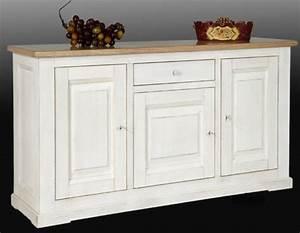 salle manger rustiquestylecontemporain chne merisier With meuble salle À manger avec meuble salle a manger chene blanchi