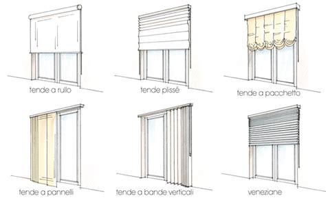 tipi di tende da interni tende da interni per modulare la luce rifare casa
