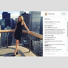 Tiffany Trump's Exciting Summer Ends With Law School