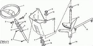 John Deere Rx75 Steering Parts Diagram  U2022 Downloaddescargar Com