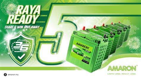 ad  car batteries   amaron  raya ready share