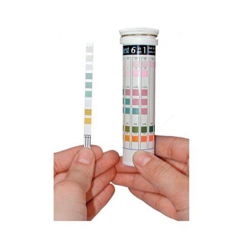 test d eau aquarium tetra test 6 en 1 tests d eau en bandelettes