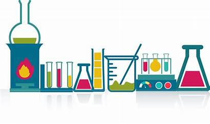 Clipart Chemistry Items Transparent Experiment Science Laboratory