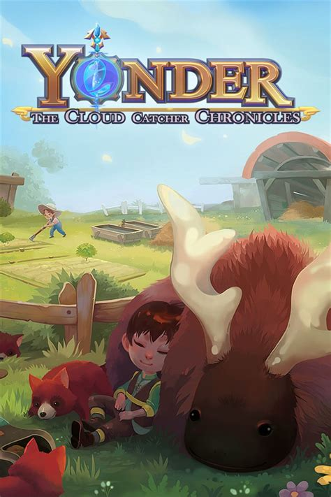 yonder  cloud catcher chronicles  xbox   mobygames