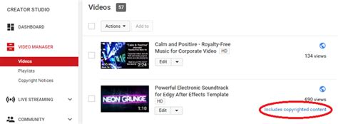 How To Resolve Third Party Content Claims On Youtube