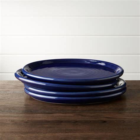 set   farmhouse blue dinner plates reviews crate