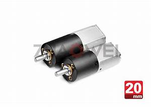 Mini 12V Planetary DC Gear Motor With Gear Reduction ...
