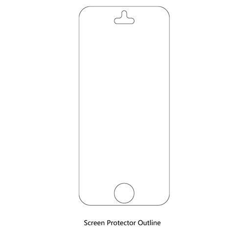 iphone 5c screen popped out iphone 5c screen protector pdair 10 free shipping