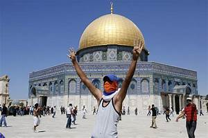 Jewish holy sites under fire as 'classical terrorism and ...