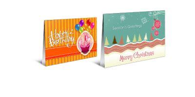 digital greeting card printing