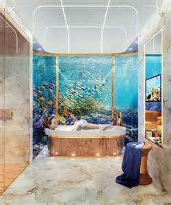view interior of homes dubai just built these luxuris underwater homes you can 39 t