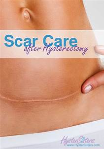 Scar Care After Hysterectomy