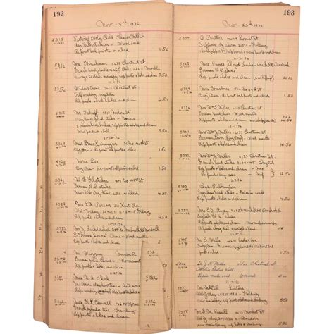 how to repair furniture antique clock store repair ledger book may 1930 to sept 1945 from timelesstokensde on ruby