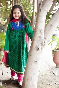 Pakistani Dress Designs for Girls - Maria B. Kids ...