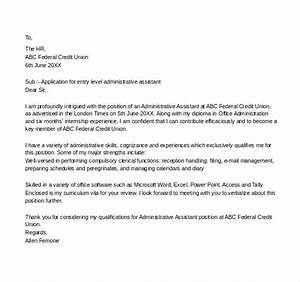office assistant cover letter entry level administrative With admin assistant cover letter uk