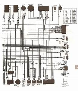 V Star 650 Wiring Diagram