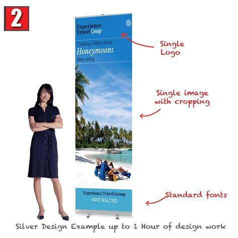 banner stand design service discount displays