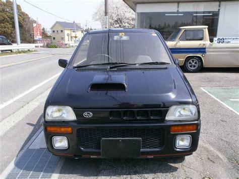 Subaru Rex by 80shero Subaru Rex Vx Supercharger