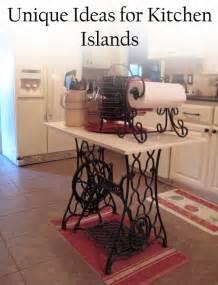 different ideas diy kitchen island unique ideas for kitchen islands