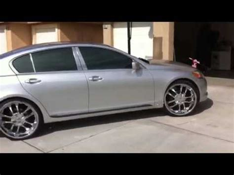 """2006 Lexus Gs 300 On 22"""""""