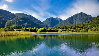 Nature Chile Lagos Los Region Chilean Wallpapers