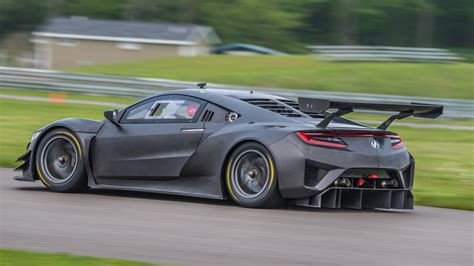 Acura Customer Support by Acura Nsx Gt3 Now Available As Customer Race Car