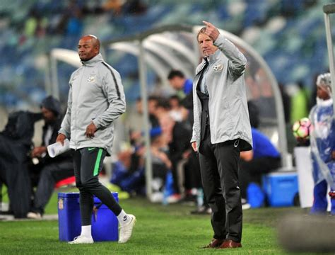 Stuart Baxter Says Quit Bafana Fail Qualify