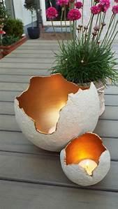 Windlicht Beton Luftballon : effektvolle gartenbeleuchtung zum selbermachen oder kaufen 25 ideen ~ Watch28wear.com Haus und Dekorationen