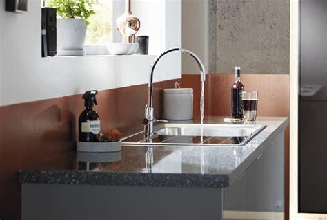 Greenwich Gloss Slate Grey Kitchen   Universal Kitchens
