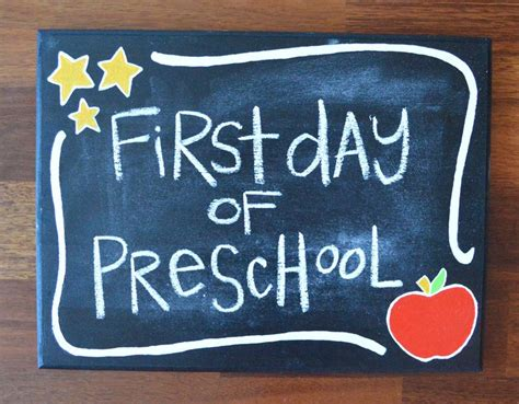 day of preschool sign look what i made 771   6a014e88ed3718970d019aff0a8737970b 800wi