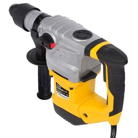 bohrhammer 1500 watt sds plus bohrer meissel koffer bohrmaschinen