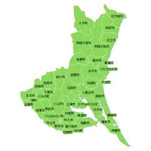 茨城県:地籍調査状況マップ-茨城県|地籍調査Webサイト