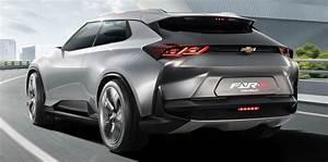 Chevrolet FNR-X concept unveiled - photos CarAdvice