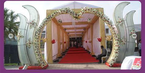 wedding planner indian wedding hall  mandap entrance