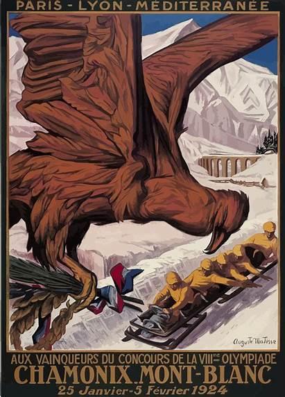Olympic Winter Games 1924 Chamonix Logos Cdr