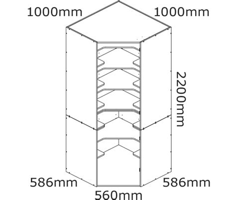 corner pantry cabinet dimensions kitchen cabinet kaboodle kitchen