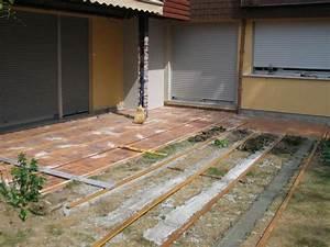 Carreler Terrasse Extérieure Sur Chape Sèche : quels rev tements pour am nager une terrasse solutions ~ Premium-room.com Idées de Décoration