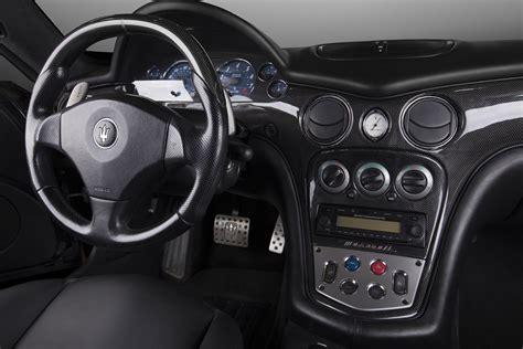 maserati spyder interior carbon motors tunes the interior of maserati coupe