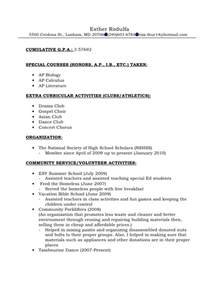 national honor society resume template sle letter of recommendation national junior honor society bestsellerbookdb