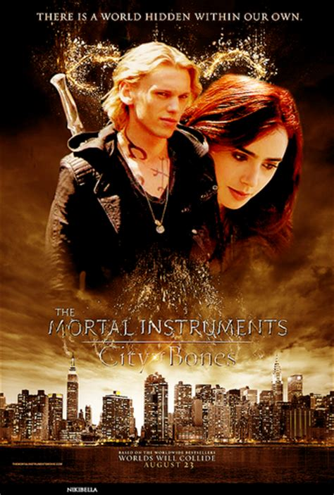 Mortal Instruments images city of bones my movie poster HD ...