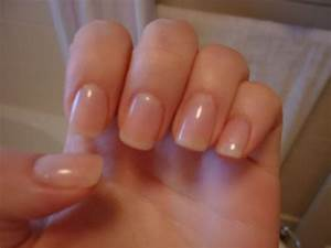 Nails - Shellac Beau (2 coats) with Shellac Mother of ...