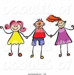 Boy and Girl Holding Hands Clipart | ClipArtHut - Free Clipart