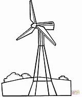 Wind Turbine Windmill Coloring Drawing Farm Pages Energy Clipart Printable Monster Drawings Mill Atom Turbines Sheets Getdrawings Designs Drink Sketch sketch template