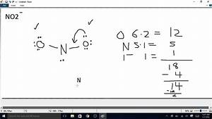 How To Draw The Lewis Structure Of No2