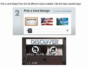 Check Out Discover's Credit Card Design | The Mixtape ...