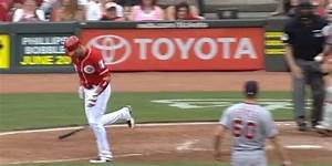 Joey Votto Walked On Three Balls And Nobody Gave A Damn ...